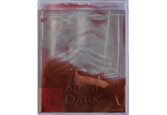 ALONE IN THE DARK (LIQUID BAG) - (Blu-ray)