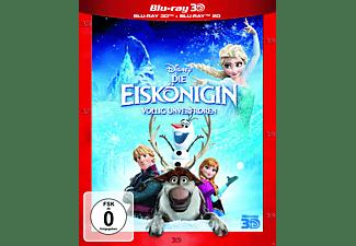 Die Eiskönigin 3D & 2D BD (Blu-ray) - (3D Blu-ray)
