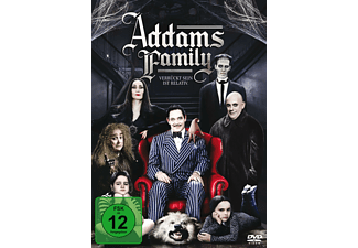 die addams family dvd tv serien dvd mediamarkt. Black Bedroom Furniture Sets. Home Design Ideas