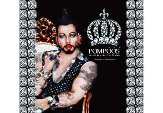 VARIOUS - Pompöös-Design By Harald Glöckler [CD]