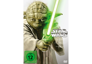 Star Wars Trilogie - Episode 1-3 [DVD]