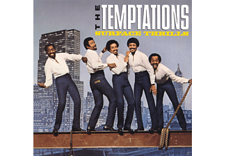 The Temptations - Surface Thrills - (CD)