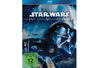 Star Wars: Trilogie - Episode IV-VI Science Fiction Blu-ray
