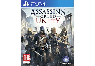 Assassins Creed Unity NL/FR PS4