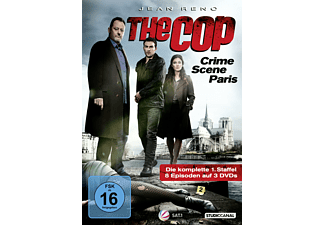 The Cop – Crime Scene Paris - Staffel 1 [DVD]
