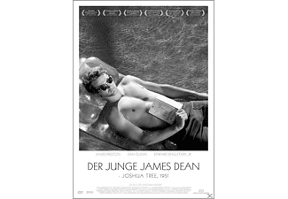 DER JUNGE JAMES DEAN-JOSHUA TREE 1951 - (DVD)