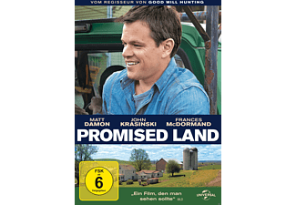 Promised Land - (DVD)
