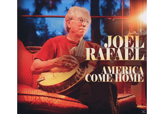 Joel Rafael - America Come Home [CD]