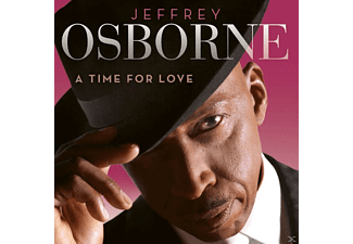 Jeffrey Osborne - A Time For Love [CD]