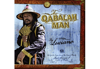 Luciano - The Qabalah Man - (CD)
