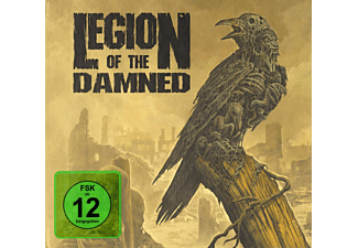 Legion Of The Damned - Ravenous Plague (Ltd.First Edt.Mediabook) [CD + DVD]