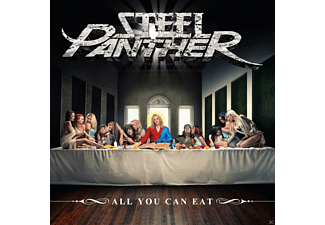 Steel Panther - All You Can Eat (CD+DVD) [CD + DVD Video]