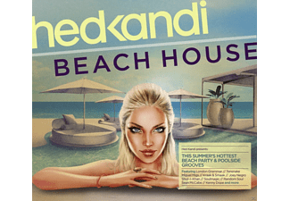 VARIOUS - Hed Kandi Beach House [CD]