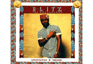 Blitz The Ambassador - Afropolitan Dreams - (CD)