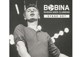 Bobina - Russia Goes Clubbing - Stage 007 - (CD)