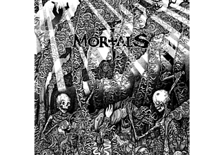 Mortals - Cursed To See The Future [CD]