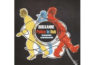 Dubxanne - Police In Dub: Re-Synchronised By Rob Smith Aka Rsd [CD]