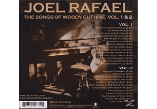 Joel Rafael - The Songs Of Woody Guthrie, Vol. 1 & 2 - (CD)