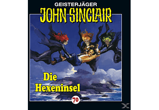 John Sinclair 70: Die Hexeninsel - 1 CD - Horror