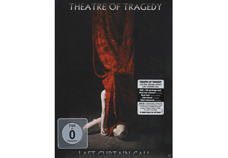 Theatre Of Tragedy - Last Curtain Call - (DVD + CD)