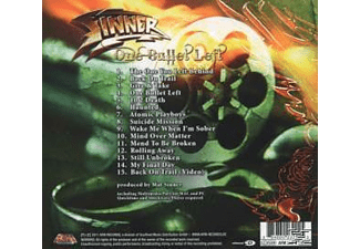Sinner - One Bullet Left [Limited Edition] [CD]