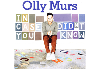 Olly Murs - In Case You Didn't Know - (CD)