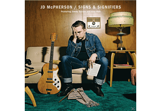 Jimmy Sutton, Alex Hall, Jd Mcpherson - Signs & Signifiers - (CD)