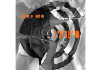 Mission of Burma - Unsound - (CD)