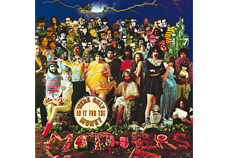 Frank Zappa & The Mothers Of Invention - We're Only In It For The Money (CD)
