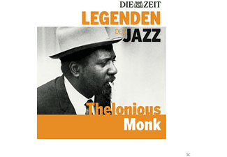 Thelonious Monk - Die Zeit-Edition-Legenden D.Jazz: Thelonious Monk - (CD)