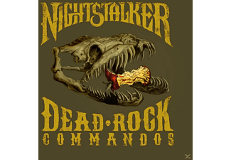 Nightstalker - Dead Rock Commandos - (CD)