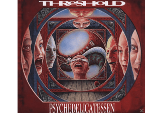 Threshold - Psychedelicatessen - (CD)