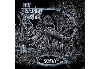 My Sleeping Karma - Soma (Ltd.Digipack) [CD]
