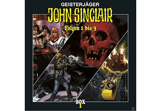 John Sinclair Box 01 - (CD)