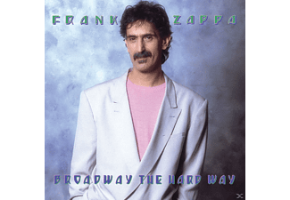 Frank Zappa - Broadway The Hard Way - (CD)