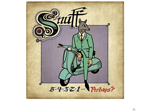 Snuff - 5-4-3-2-1...Perhaps? - (CD)