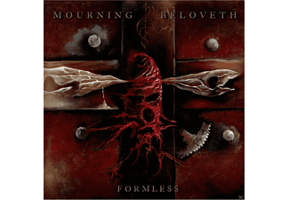 Mourning Beloveth - Formless - (CD)