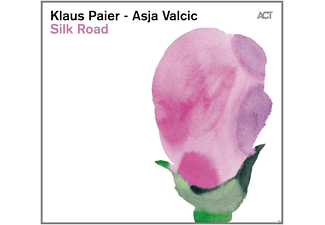 Klaus Paier, Asja Valcic - Silk Road [CD]