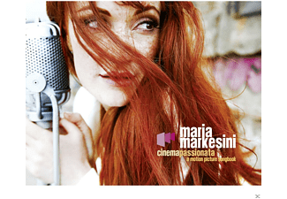 Maria Markesini - Cinema Passionata - (CD)