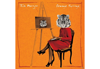 Tom Morgan - Orange Syringe - (CD)