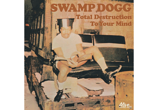 Swamp Dogg - Total Reconstruction To Your Mind - (CD)