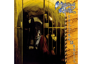 Mortuary Drape - Tolling 13 Knell - (CD)