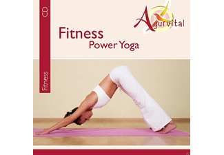 Jean-pierre Garattoni - Ayurvital - Fitness - Power Yoga - (CD)