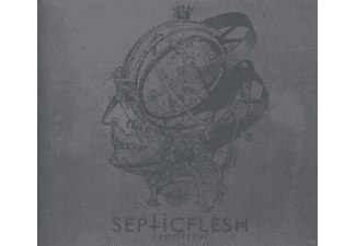 Septicflesh - Esoptron (Re-Release Digipack) - (CD)