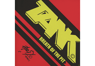 Tank - Breath Of The Pit - (CD)