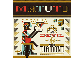 Matuto - The Devil & The Diamond - (CD)
