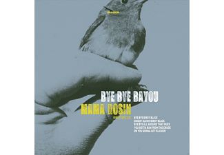 Mama Rosin - Bye Bye Bayou (Director's Cut) [CD]