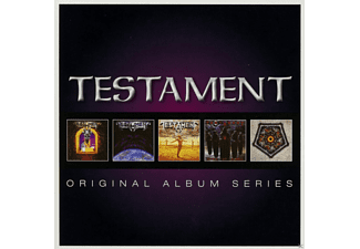 Testament - ORIGINAL ALBUM SERIES [CD]