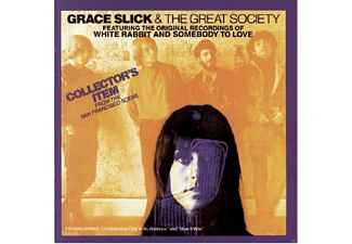 Grace Slick, The Great Society - COLLECTOR S ITEM - (CD)