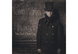 Gary Numan - Splinter (Ltd Deluxe Edition) - (CD)